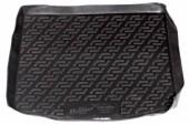 L.Locker Коврик в багажник для Ford Focus 3 (III) '11- универсал, полимерный пластик черный