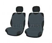 Koszulki Майки автомобильные универсальные передние темно-серые, 2шт