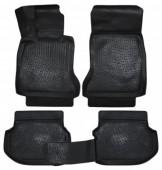 L.Locker Коврики в салон для BMW 5 '09-, полиуретановые черные