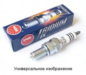 NGK Iridium IX6681 (DR8EIX) Свеча зажигания, 1шт