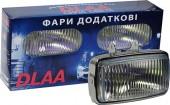 DLAA 1030E W Дополнительные фары противотуманные, 2шт