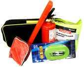 Small Набор автомобилиста, сумка стандартная, 6 предметов + перчатки в подарок!