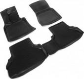 L.Locker Коврики в салон для BMW X6 E71 '08-, полиуретановые черные