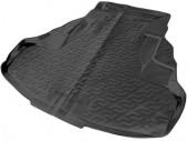 L.Locker Коврик в багажник Honda Accord 8 '08-13 седан, полимерный пластик черный