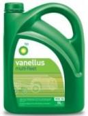 BP Visco Vanellus Multi-Fleet Полусинтетическое моторное масло 10W-40