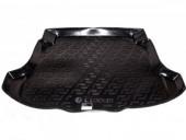 L.Locker Коврик в багажник Honda CR-V '06-12, полимерный пластик черный
