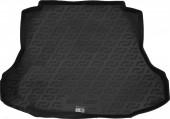 L.Locker Коврик в багажник Honda Civic '06-12, полимерный пластик черный