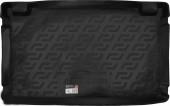 L.Locker Коврик в багажник Hyundai Getz '02-11, полимерный пластик черный