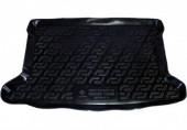 L.Locker Коврик в багажник Hyundai Accent (Solaris) '11- хетчбэк, полимерный пластик черный