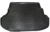 L.Locker Коврик в багажник Hyundai Accent (Solaris) '11- седан, полимерный пластик черный