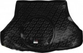 L.Locker Коврик в багажник Kia Cerato '13-, полимерный пластик черный