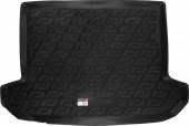 L.Locker Коврик в багажник Kia Sportage '16-, полимерный пластик черный