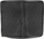 L.Locker Коврик в багажник Volkswagen Touareg '02-09, полимерный пластик черный