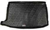 L.Locker Коврик в багажник Volkswagen Polo '09-, полимерный пластик черный
