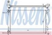 Nissens 60304A Радиатор охлаждения двигателя