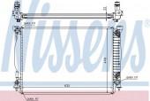 Nissens 60307A Радиатор охлаждения двигателя