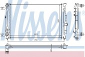 Nissens 60308A Радиатор охлаждения двигателя