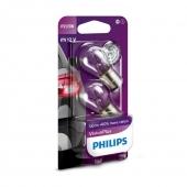 Philips P21/5W 12V 21/5W Автолампа галоген, 2шт
