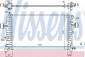 Nissens 630744 Радиатор охлаждения двигателя