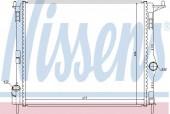Nissens 637609 Радиатор охлаждения двигателя