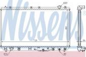 Nissens 647541 Радиатор охлаждения двигателя