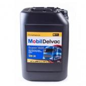 Mobil 10W-30 Delvac Super 1400 Полусинтетическое моторное масло