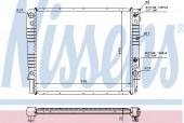 Nissens 65542A Радиатор охлаждения двигателя