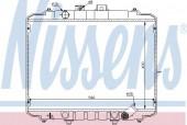 Nissens 67034 Радиатор охлаждения двигателя