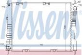 Nissens 67283 Радиатор охлаждения двигателя