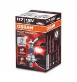 Osram Night Breaker Laser H7 12V 55W Автолампа галогенная, 1шт