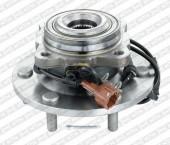 SNR R168.101 Комплект подшипника ступицы колеса
