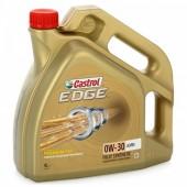 Castrol Edge 0W-30 A3/B4 Синтетическое моторное масло