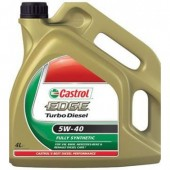 Castrol Edge Turbo Diesel 5W-40 Моторное масло
