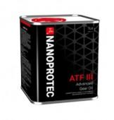 Nanoprotec Gear Oil ATF III Минеральное трансмиссионное масло