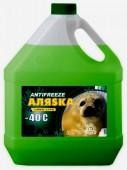 Аляска Long Life -40С Антифриз зеленый