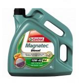 Castrol Magnatec Diesel SAE 10W-40 B4 Моторное масло