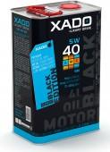 XADO LX Black Edition 5W-40 SM/CF Синтетическое моторное масло