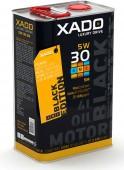 XADO LX Black Edition 5W-30 SM/CF Синтетическое моторное масло
