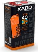 XADO LX Black Edition 10W-40 SL/CI-4 Полусинтетическое моторное масло