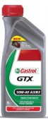 Castrol GTX 10W-40 A3/B3 Полусинтетическое моторное масло