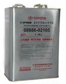Toyota Genuine CVT Fluid TC Трансмиссионное масло для вариаторной коробки передач