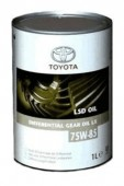 Toyota Getriebeoil LSD LX 75W-85 Трансмиссионное масло