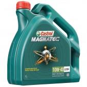 Castrol Magnatec SAE 10W-40 A3/B4 Полусинтетическое моторное масло