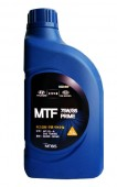 Hyundai / Kia (Mobis) MTF PRIME 75W-85 Оригинальное трансмиссионное масло