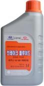 Hyundai / Kia Brake Fluid DOT 4 Тормозная жидкость