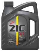 ZIC X7 LS 10W-40 Моторное масло