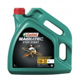 Castrol Magnatec SAE 5W-30 A5 Синтетическое моторное масло