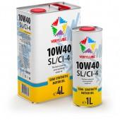 VeryLube Полусинтетическое моторное масло 10W-40 SL/CI-4