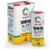 VeryLube Полусинтетическое моторное  масло 10W-40 SL/CF