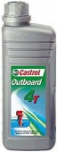 Castrol Outboard 4T моторное масло